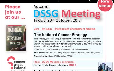 Autumn DSSG meeting