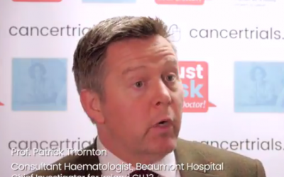 International leukaemia trial opens in Ireland