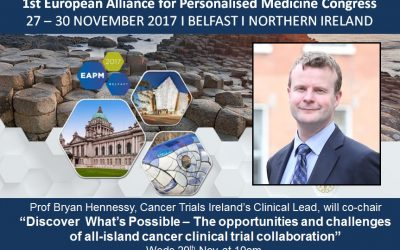 EAPM Congress and all-island trial collaboration
