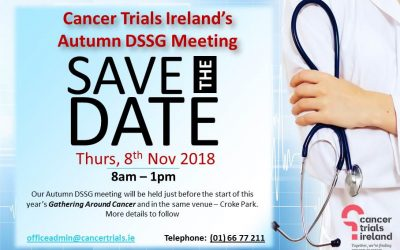Autumn DSSG Meeting – 8th Nov
