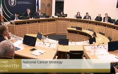 Cancer Trials Ireland presentation to the Joint Oireachtas Committee for Health